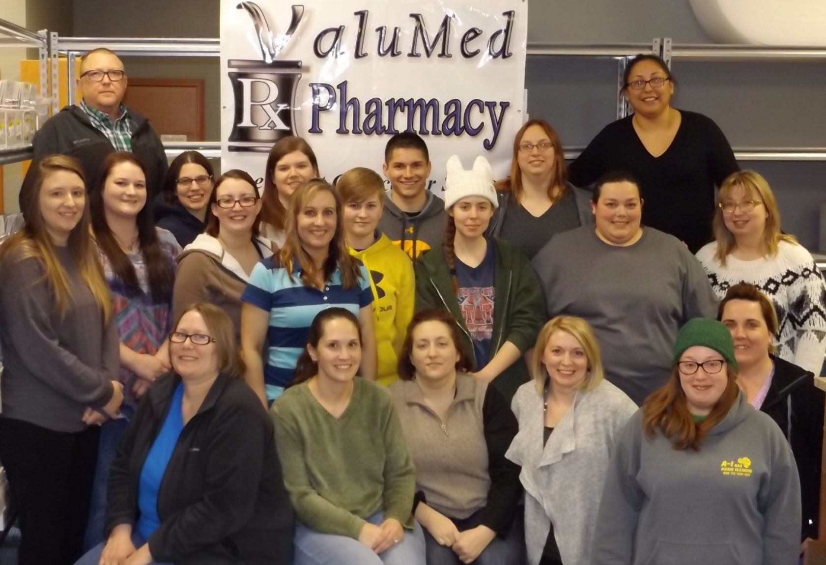 ValuMed Pharmacy Sioux City Iowa Staff